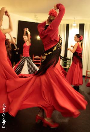 cursusaanbod FlamencoVivo