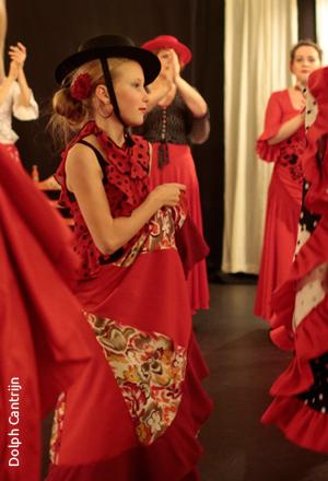 kinderlessen FlamencoVivo